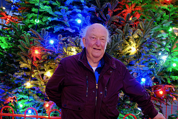 Neville Christmas Tree